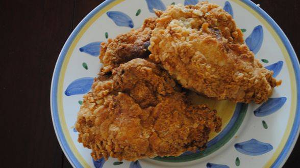 10-Flavor Double-Dipped Buttermilk Fried Chicken