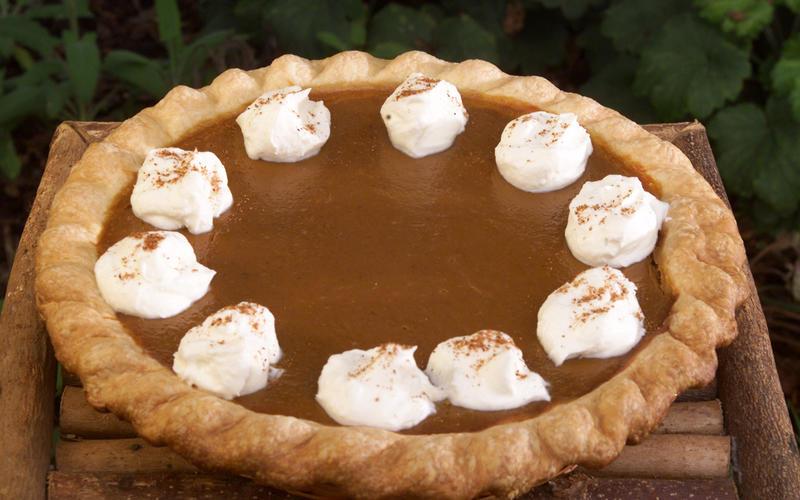 A Veritable Pumpkin Pie
