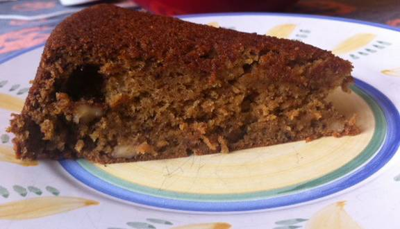 Applesauce Cake or Muffins