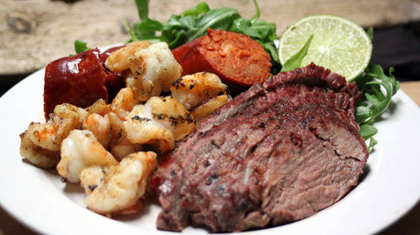Argentinean Mixed Grill