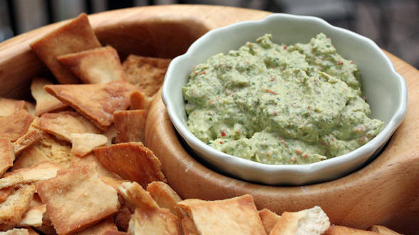 Artichoke, Spinach and Cheese Wrap or Dip
