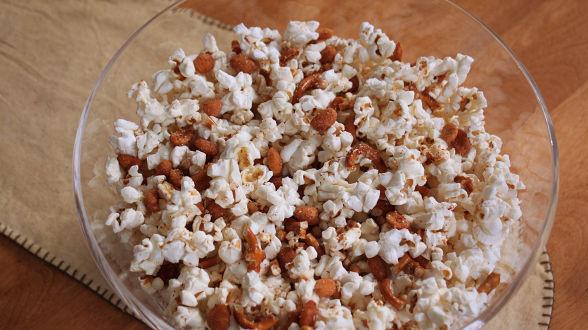 Ballpark Popcorn
