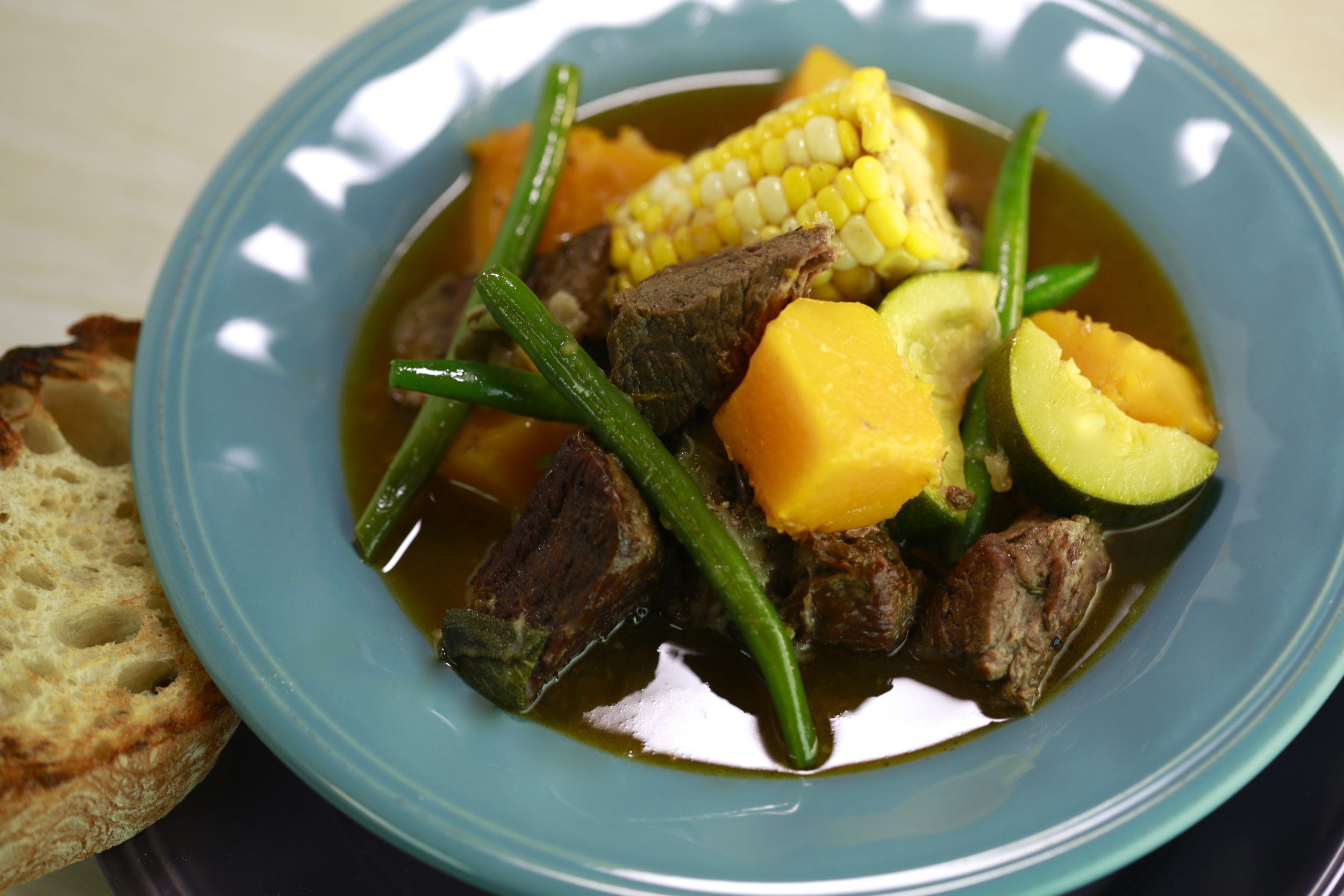 Beef One-Pot with Fall Vegetables