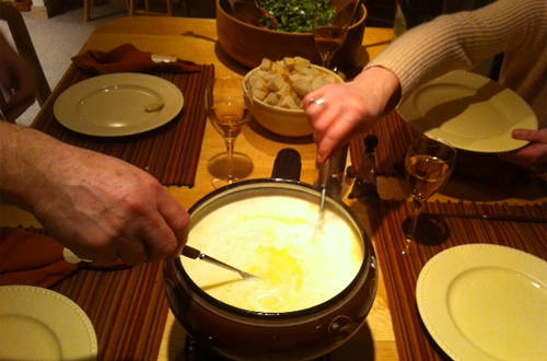 Best Cheese Fondue
