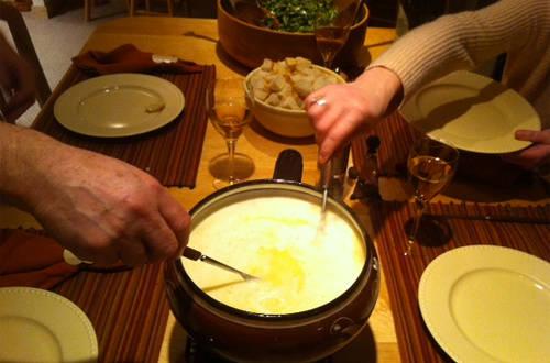 Best Cheese Fondue