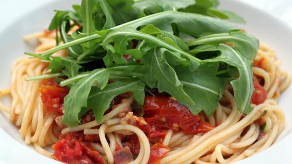 BLT Spaghetti – Version 1