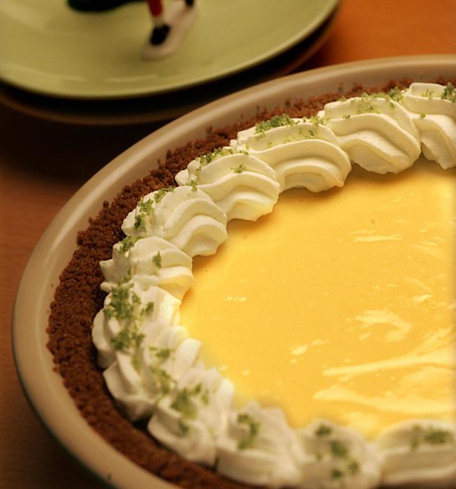 California Key lime pie