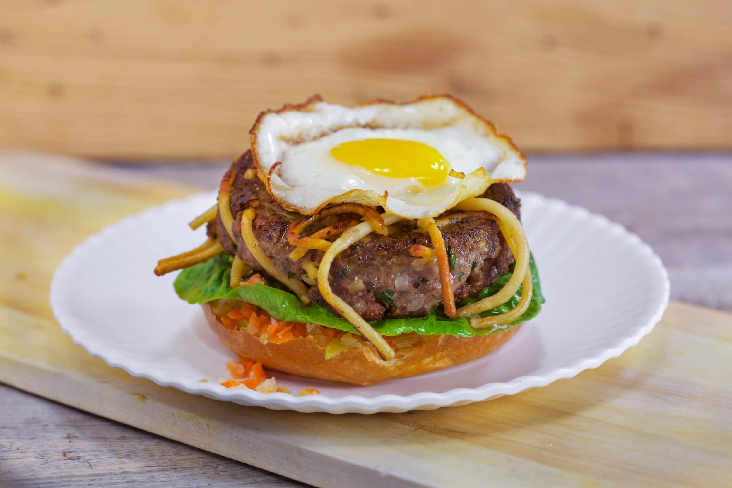 Carbonara Burgers
