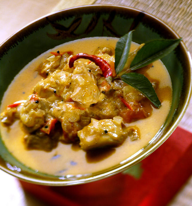 Chicken mangalorean