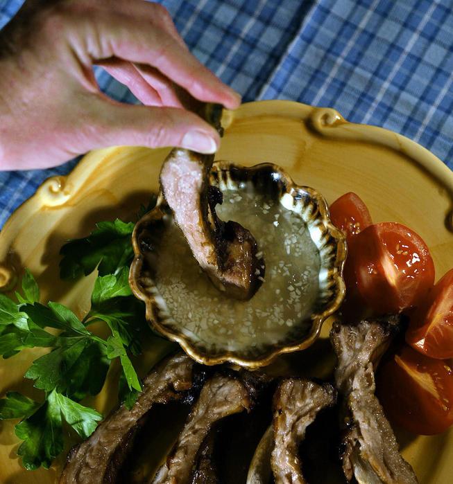 Chiu Chow-style ribs