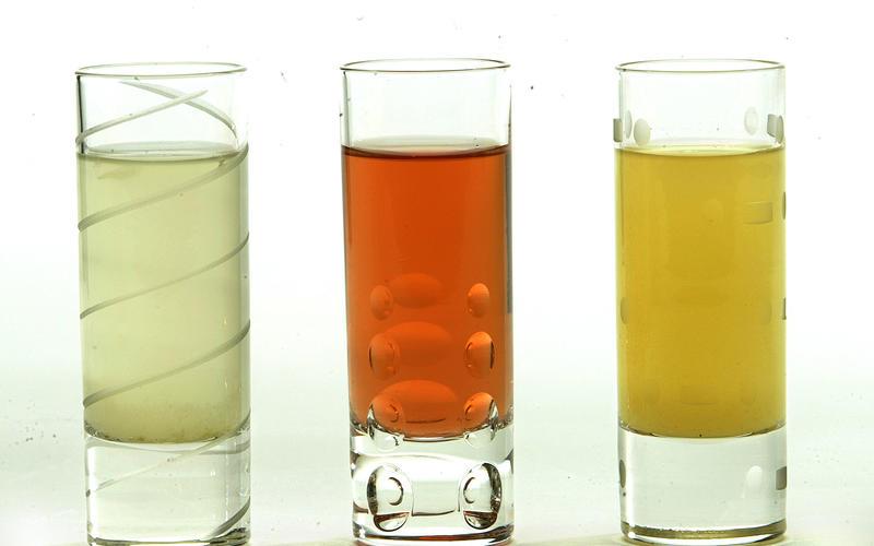 Citrus-infused sake