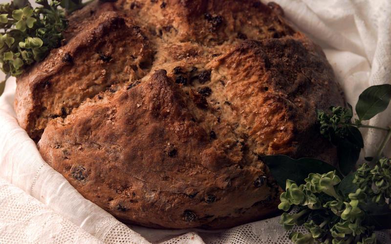 Classic buttermilk Irish soda bread