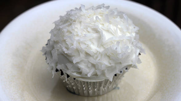 Coconut Cake or Cupcakes