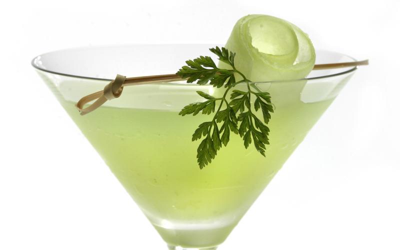 Cool Cucumber Martini