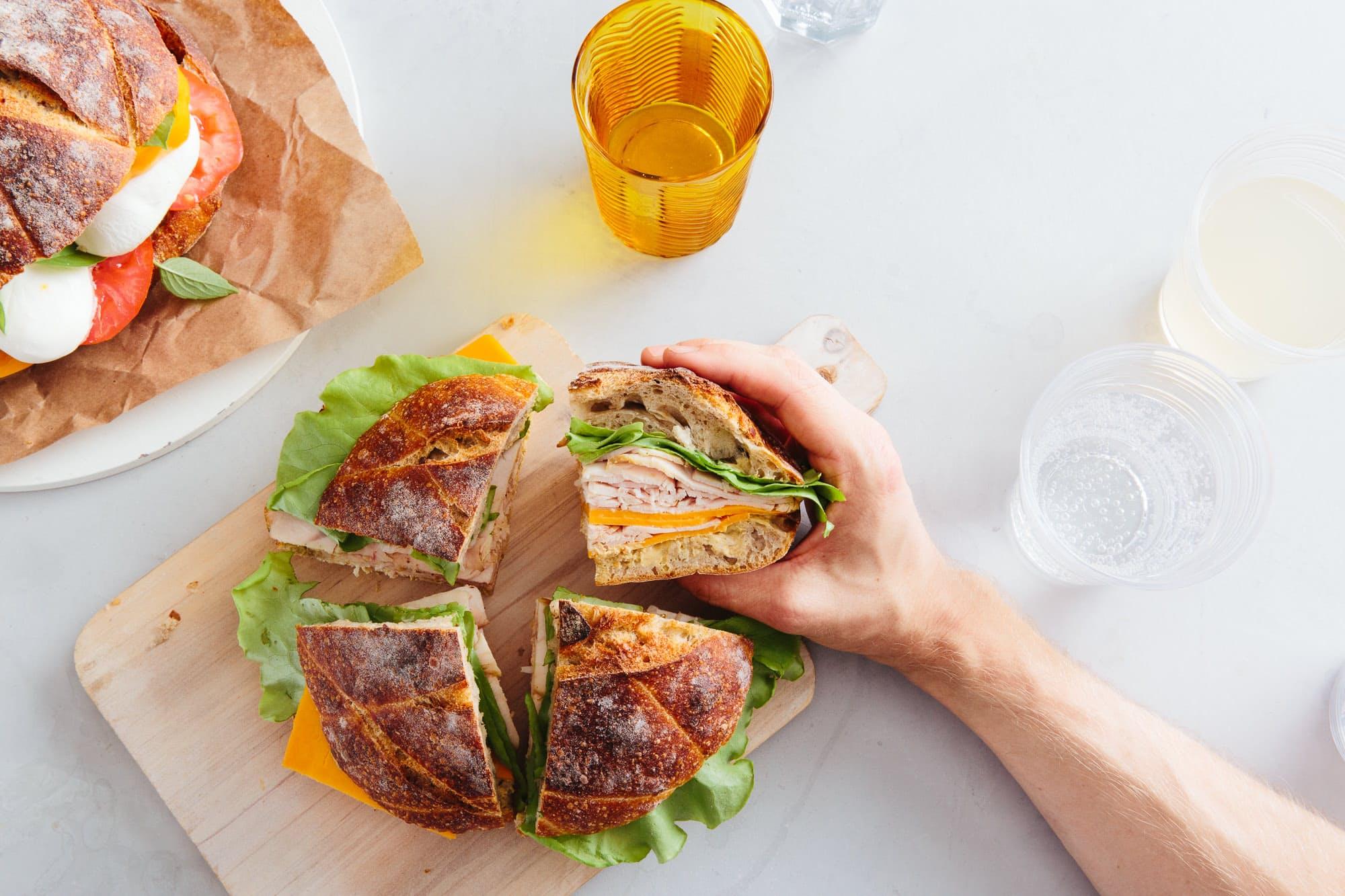 Easy Rosemary-Rubbed Pork Chops