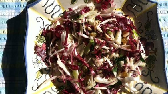 Fennel Slaw Salad