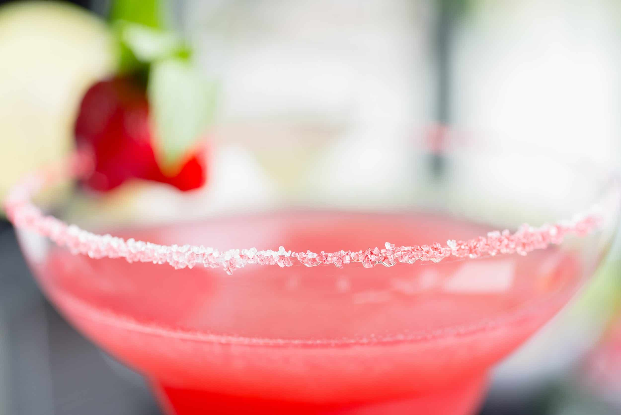 Fresh Strawberry Marg-alrightas
