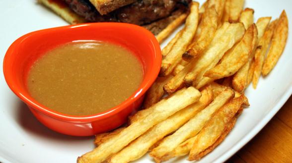 Fry Gravy