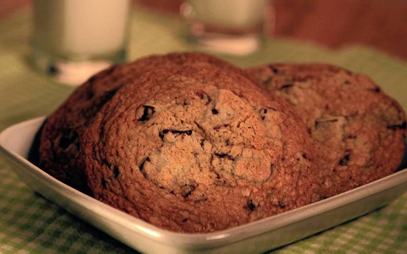 Gail's Artisan Bakery chocolate chip cookies