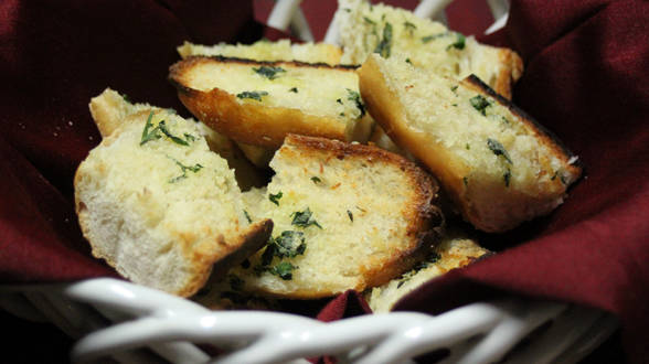 Garlic Bread (Version 2)