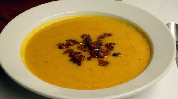 Holiday Starter or Souper Supper: Creamy Butternut Soup