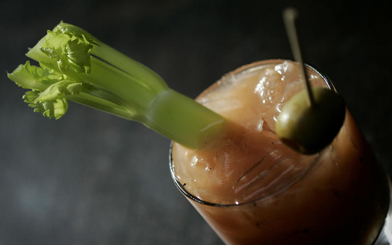 Hungry Cat Bloody Mary