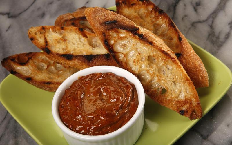 Joan's on Third's chili aioli