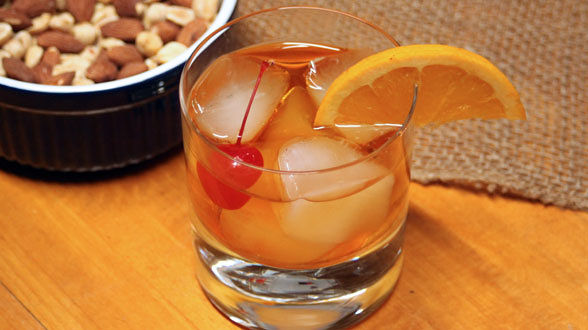 John's Old-Fashioned