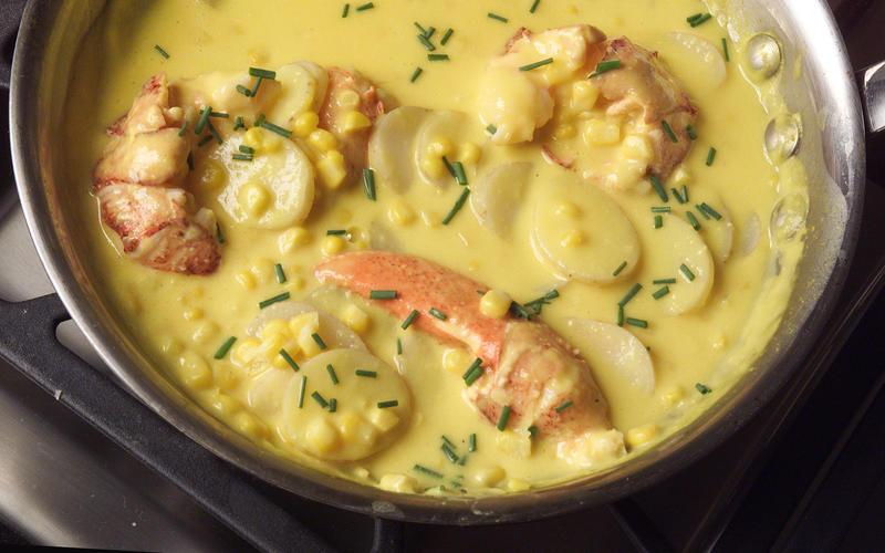 Lobster Pan Roast