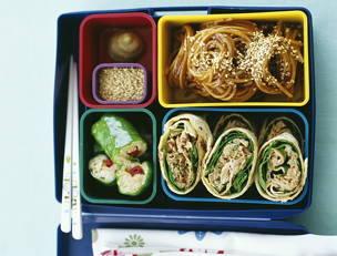 """Lunch Box Turkey """"Sushi"""""""