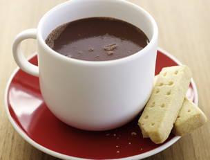 Lusciously Rich Hot Chocolate