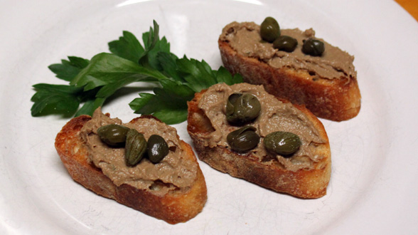 Mama Elsa's Chicken Liver Spread