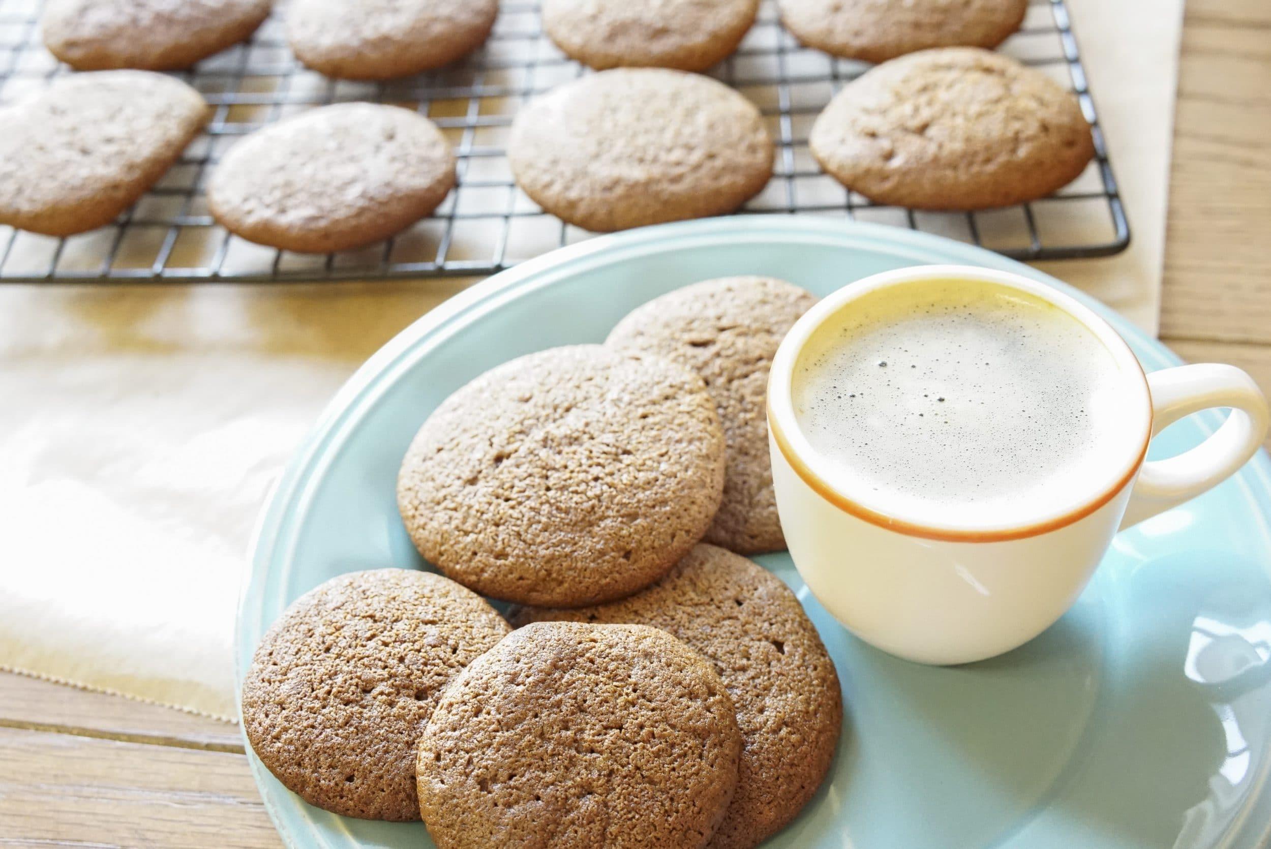 Maria's Molasses Cookies