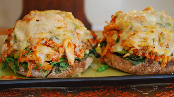 New and Improved New England Crabby Melts
