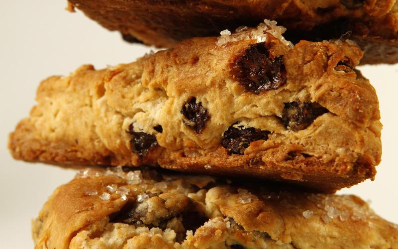 Proof Bakery's scones
