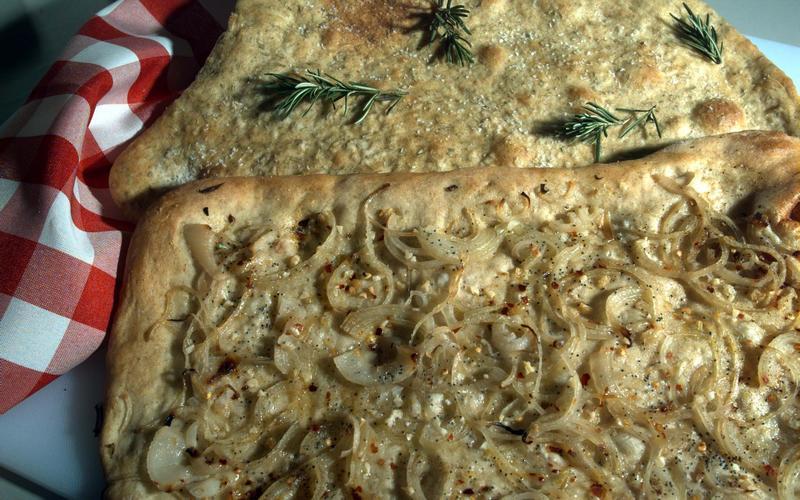 Rosemary Flat Bread