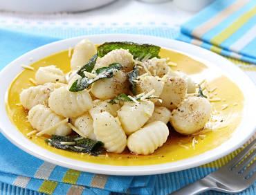 Sage-Butter Gnocchi