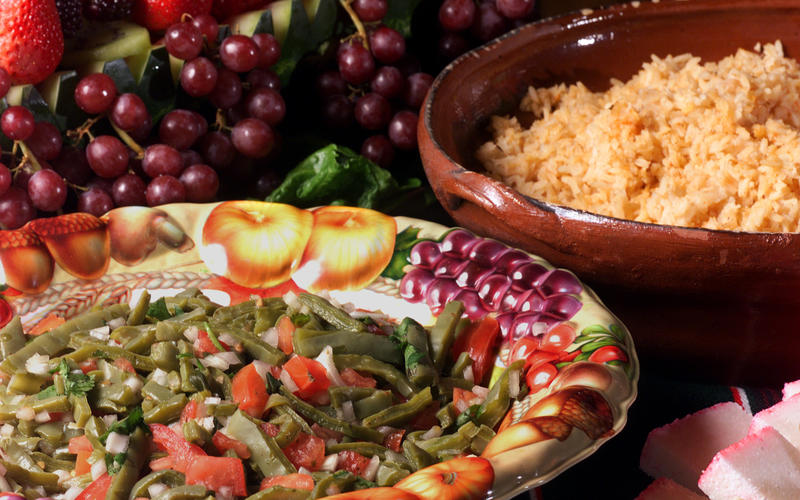 Sandra's Mexican Rice