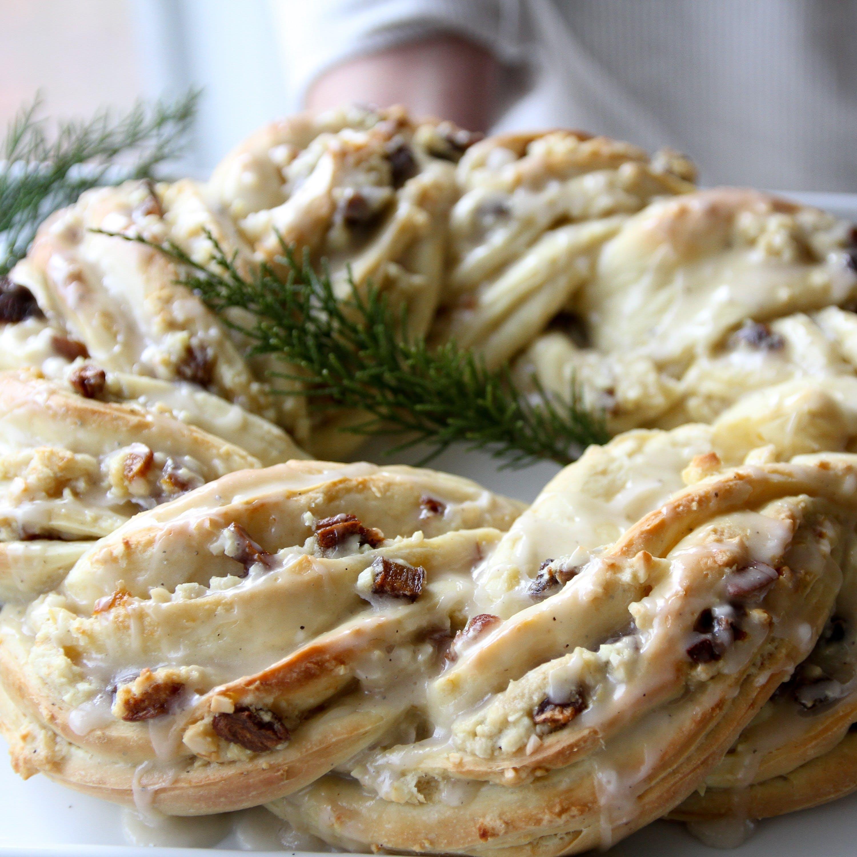 Savory Radish and Goat Cheese Muffins