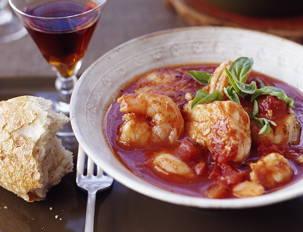 Seafood Stoup Fra Diavolo