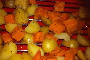 Smoked Paprika Potato Wedges