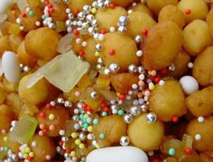 Struffoli (Italian Honey Cake)