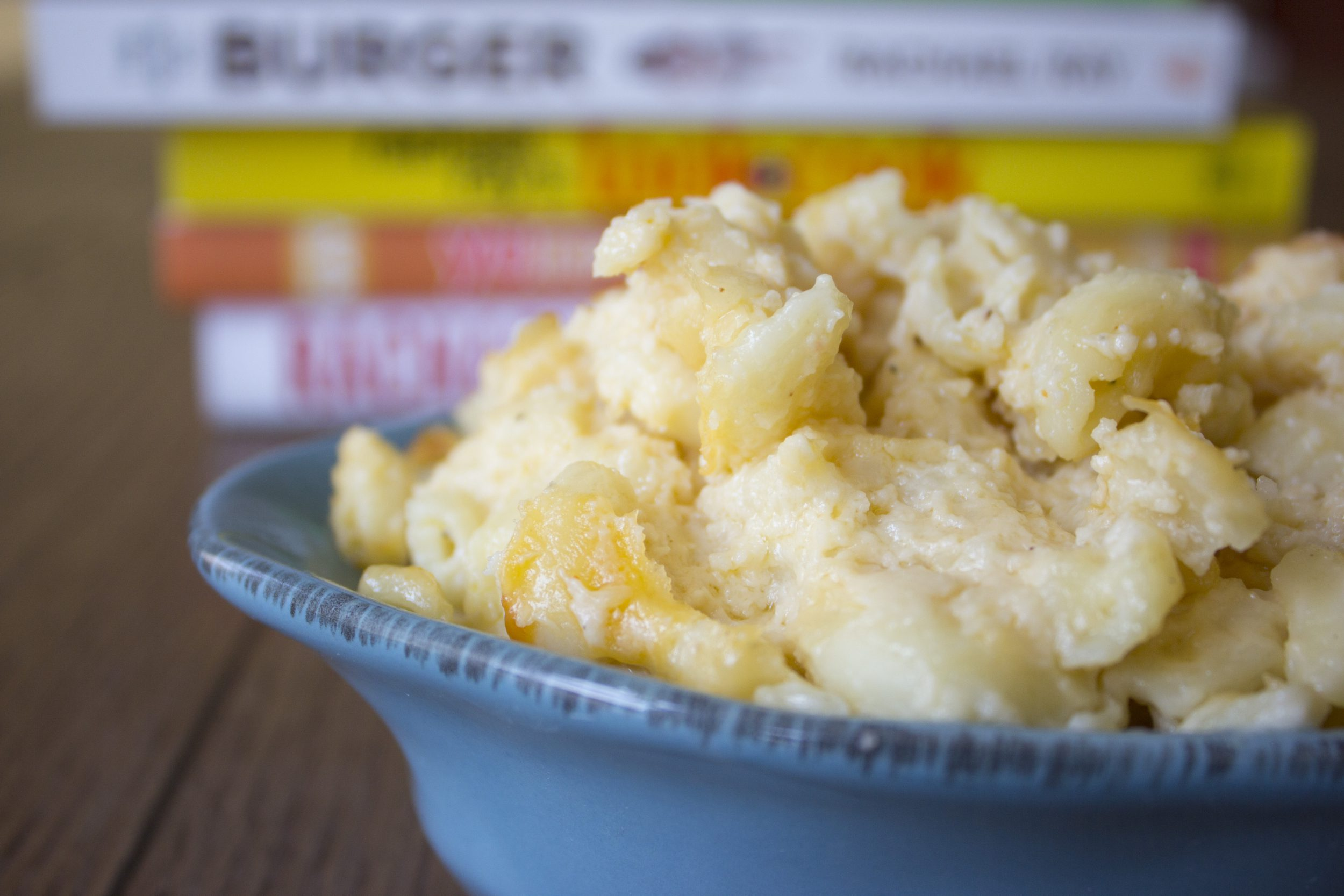 Too-Tasty-to-Be-Good-for-You Cauliflower Mac 'n Cheese