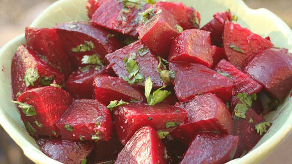 Warm Can't Beet That Salad