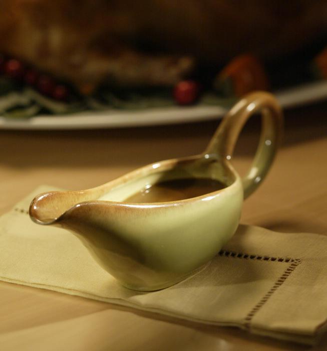 White wine-herb sauce