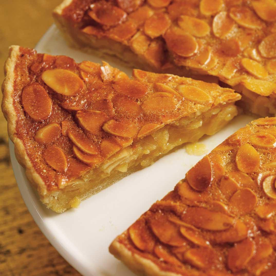 Almond and Honey Tart