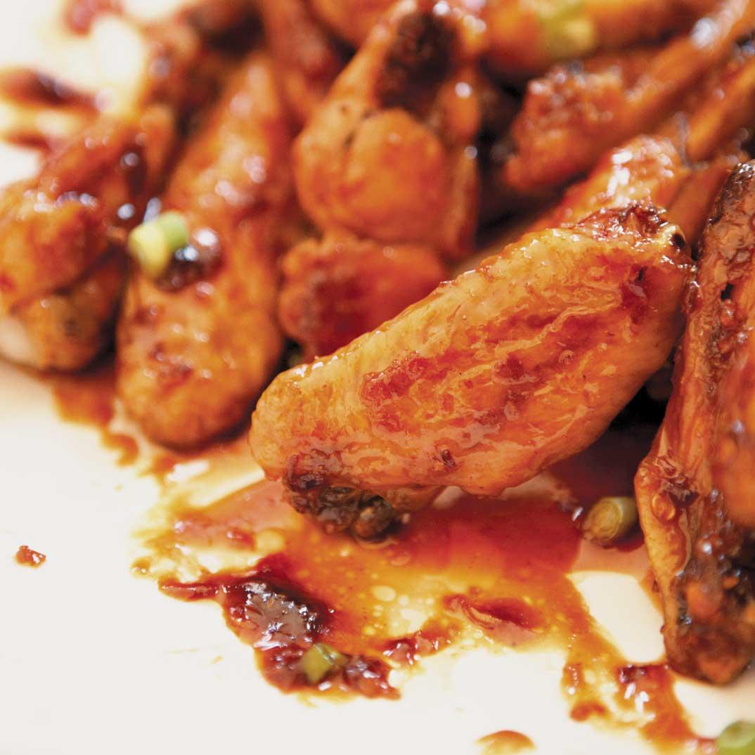 American-Style Chicken Wings