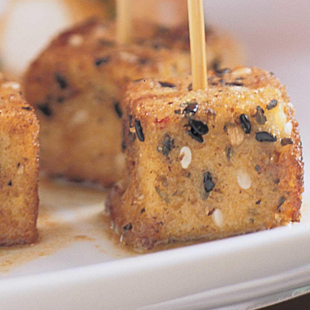 Asian-Style Fried Tofu