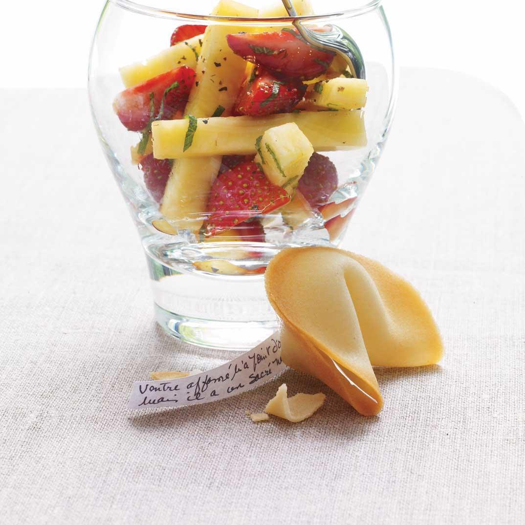 Asian-Style Fruit Salad
