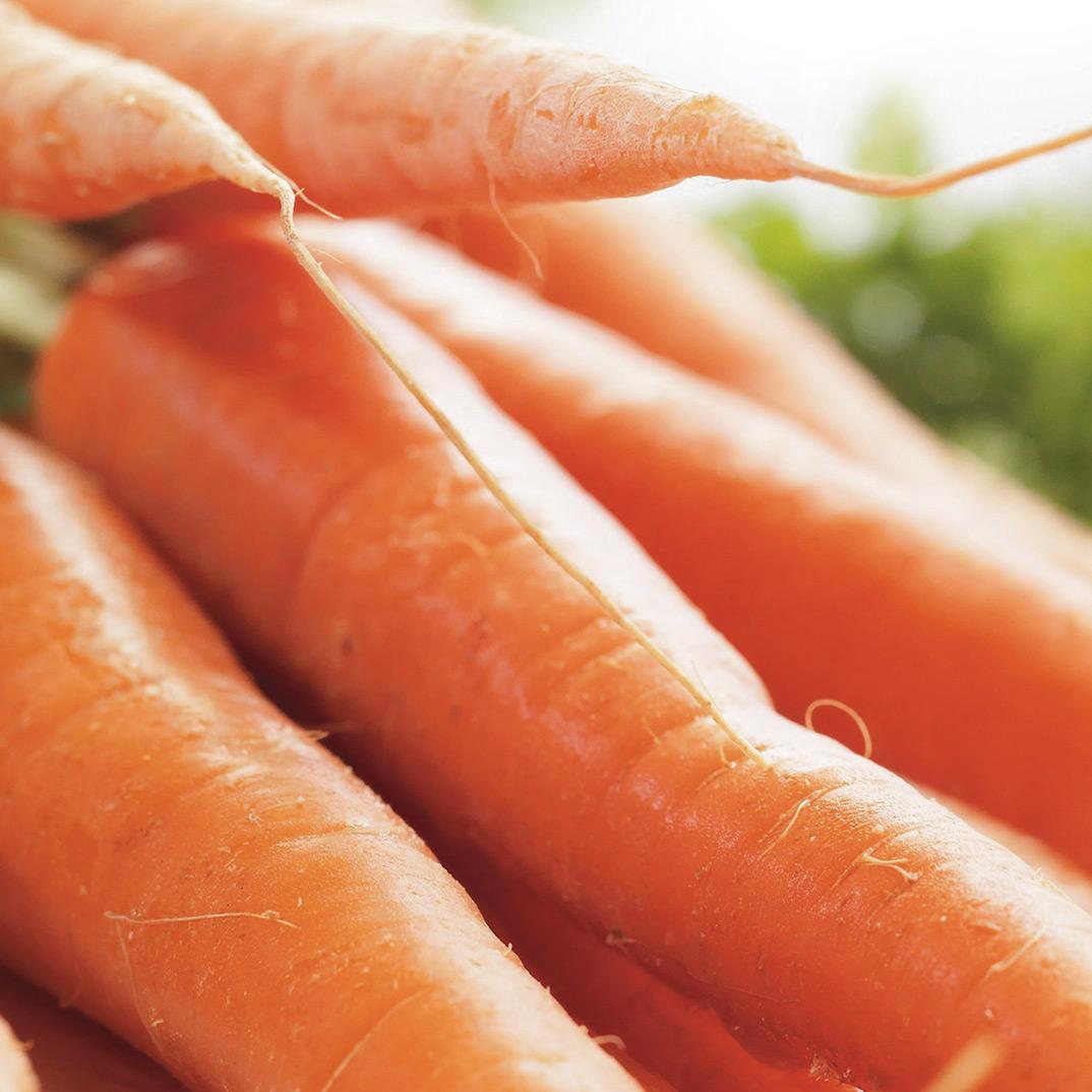 Balsamic-Glazed Carrots